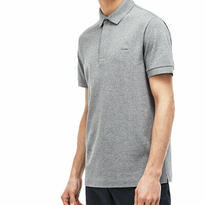 8aa1ec98b7 LACOSTE MENS PARIS Stretch Cotton Blend Pique Polo Shirt 25% OFF RRP ...