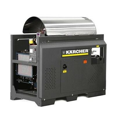 Karcher HIGH PRESSURE HOT WATER CLEANER WITH ONE YEAR WARRANTY