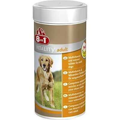 8in1 Dog Adult Multi Vitamin 70 Tablets