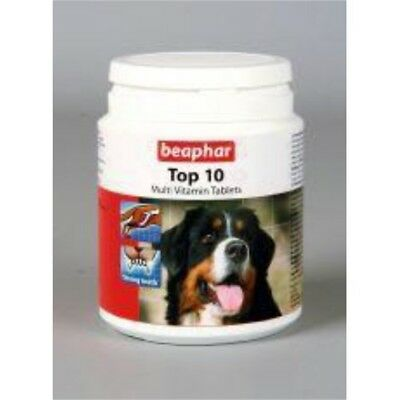 Beaphar Dog Top 10 Multivitamin 180 Tabletten