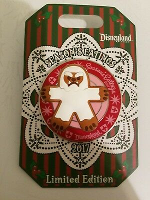 Season's Eatings 2017 Limited Edition Disneyland Trading Pin Yeti DLR 3000