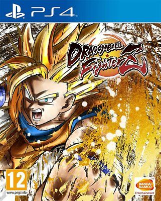Dragon Ball FighterZ (PS4)  BRAND NEW AND SEALED - IN STOCK - QUICK DISPATCH