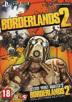 Grenzland 2 Collector's Edition PS3 - völlig in italiano