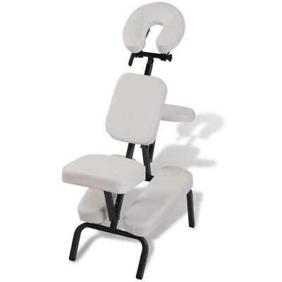 VIDAXL CHAISE DE Massage De Traitement Pliante Rglable Et Portable