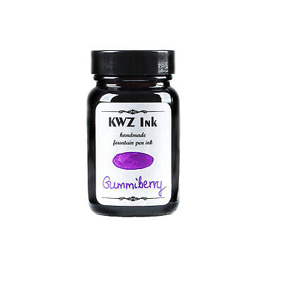 KWZ Ink,Fountainpen ink,Tinte,Kalligraphie,Schreibtinte,Gummiberry,60 ml