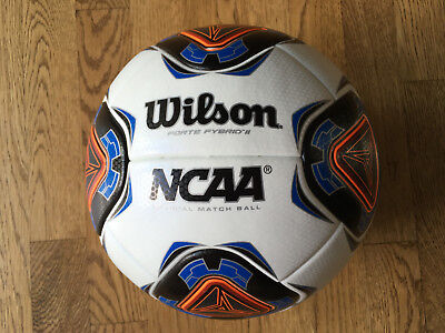 Wilson NCAA Forte FYbrid II Official Championship Match Ball WTE9906XB NEW 429a68e92