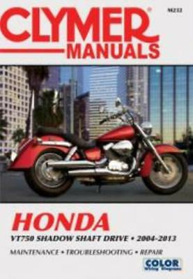 Admirable Clymer Manual Honda Vt1100 Shadow Spirit Ace 1995 2007 Workshop Wiring Digital Resources Antuskbiperorg