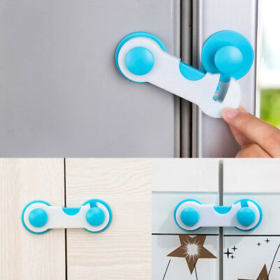 1Pc/Lot Child Safty Lock Multi Function Adhesive Safety Latches Locks for Fridge
