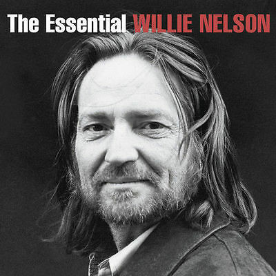 WILLIE NELSON The Essential 2CD BRAND NEW Best Of Greatest Hits