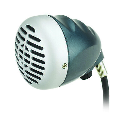 Superlux D112 Hi-Impedance Microphone for Harmonica or Blues Harp - New