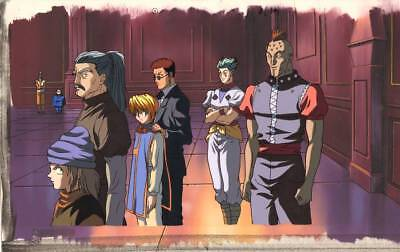Anime Cel Hunter x Hunter #105