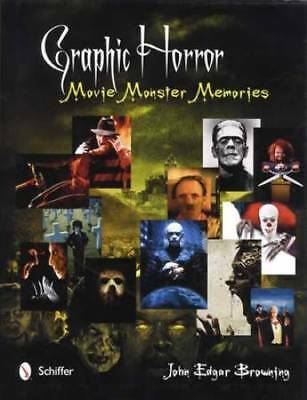 Vintage Horror Movie Memorabilia Collectors Guide 1960s Up inc Posters & Stories