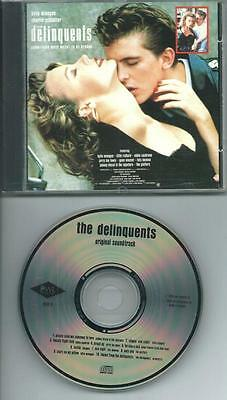 KYLIE MINOGUE Delinquents  1990 PWL CD ALBUM tears on my pillow