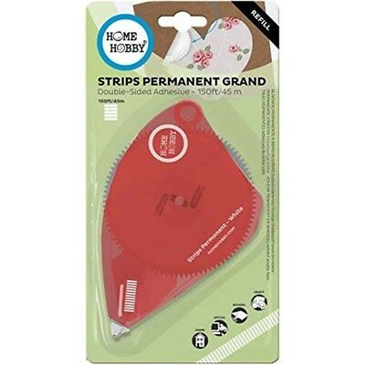 3l Scrapbook Adhesives E-z Runner Grand Permanent Refillable Adhesive Dispenser