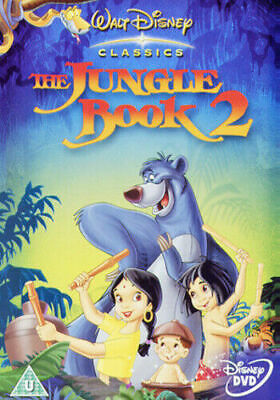 The Jungle Book 2 - New / Sealed Dvd - Uk Stock