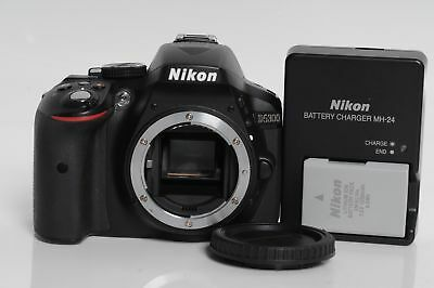 Nikon D5300 24.2MP Digital SLR Camera Body                                  #805