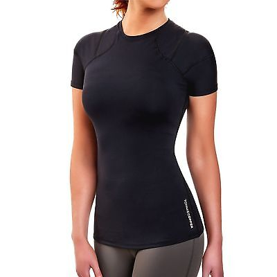 Tommie Copper Shoulder Centric Core Support Shirt Fit