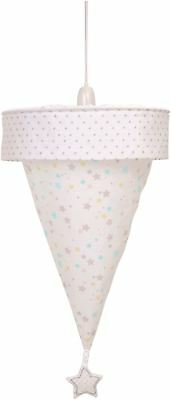 East Coast COUNTING SHEEP UPLIGHTER - SILVERCLOUD Child Baby Nursery BN