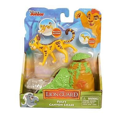 Disney Junior The Lion Guard Fuli's Canyon Chase - New  toy kids