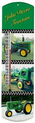 Heritage America by MORCO 375TJD Tractor-J. Deere Outdoor or Indoor Thermomet...