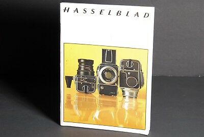Hasselblad 1971 Catalog / Brochure For Cameras / Lenses / Accessories