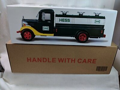 2018 Collector's Edition Hess Truck 85th Anniversary SPECIAL Edition