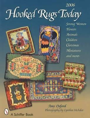 Hooked Rugs Collectors Reference: Flowers, Christmas, Miniatures & Other Topics