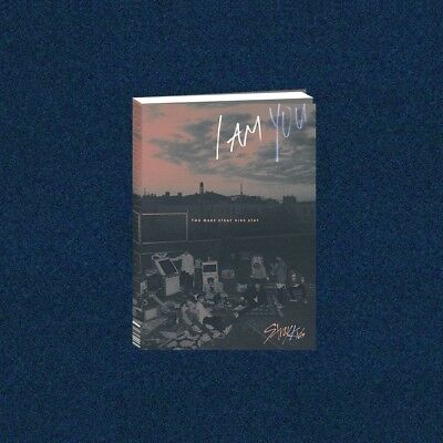 STRAY KIDS - I am YOU [I am ver.] CD+QR Photocards+Poster+Free Gift