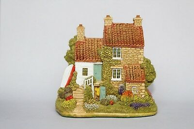 Lilliput Lane Cottages: Fruits of the Sea, 2009/2010 Collectors Club