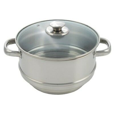 Pendeford Stainless Steel Collection Steamer, 20cm