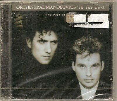 ORCHESTRAL MANOEUVRES IN THE DARK The Best Of OMD SEALED DUTCH CD DISKY