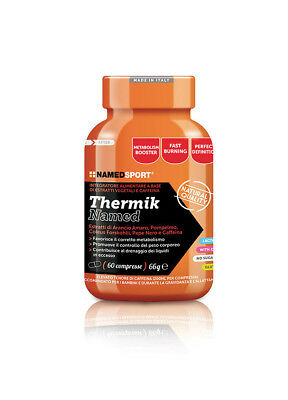 NAMED SPORT® - THERMIK - 60 TABS - 66g - SCAD. 30/09/19