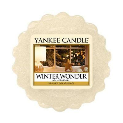 Yankee Candle 10 Wax Tarts - Winter Wonder