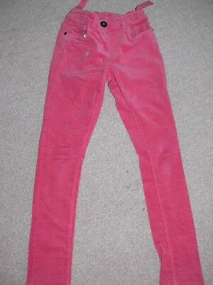 Gorgeous Salmon Pink Next Cords Age 12 Years
