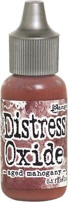 Aged Mahogany - Tim Holtz Distress Oxides Reinkers