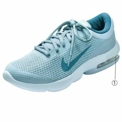 ec61279f6f3 Nib Women s Nike 908991 402 Air Max Advantage Ocean Blue Sneakers Shoe  90
