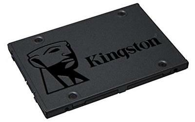 Kingston Technology SA400S37/120G SSD A400 120 GB Solid State Drive (2.5 Inch