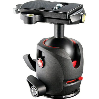 Manfrotto MH055M0-RC4 Magnesium Ball Head with RC4 Quick Release - Limited Stock