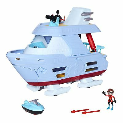 The Incredibles 2 Hydroliner of Heroes Toy Boat Playset