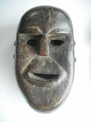 Tribal Dayak Mask, Borneo, Indonesia Oceanic