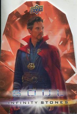 Avengers Infinity War Die Cut [SP] Chase Card OS3 Doctor Strange