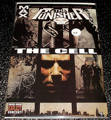 The Punisher The Cell (9.0) Marvel Comics