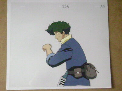 Cowboy Bebop Spike Anime Production Cel 27