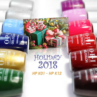 OPI GelColor Disney Nutcracker and The Four Realms Winter Collection *Pick 1*