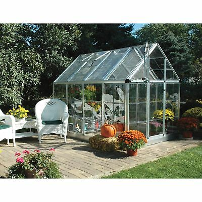 Poly-Tex Snap & Grow Hobbyist Greenhouse-6ft x 8ft #HG6008