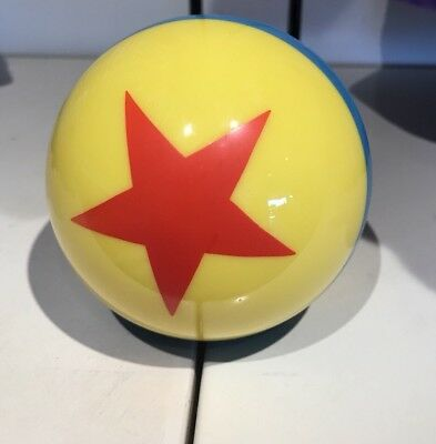 "Disney Parks Pixar Fest Pixar Luxo Ball 4"" NEW IN HAND"