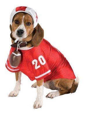 New no tags Football Star medium dog Pet Halooween Costume M