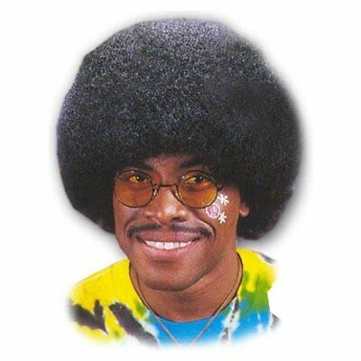 High Afro Costume Wig One Size