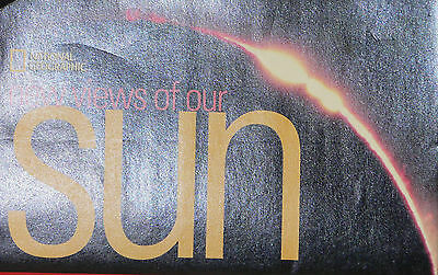 2004 National Geographic Poster: New Views of Our Sun (d)