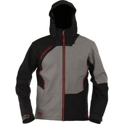 Motorfist - Freeride Non-Insulated Grey Men Jacket - Medium